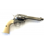 Colt SAA45 Peacemaker .177 Air Pistol - Nickel